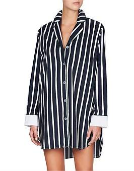 Jasmine and Will Porto Venere Stripe L/S Boyfriend Shirt