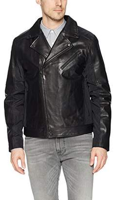 Campaign Men's Leather Jacket