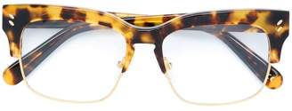 Stella McCartney Eyewear square frame glasses