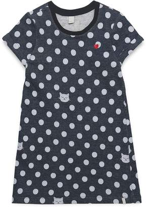 Esprit Girls Dot-Print Dress