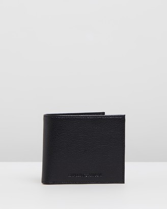 Emporio Armani Bi-Fold Pocket Vitello Wallet