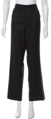 Akris Punto High-Rise Khaki Pants w/ Tags