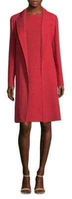 Lafayette 148 New York Carmelle Long Wool Coat