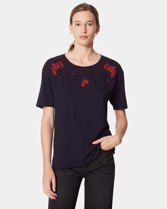 Sandro Anemone T-Shirt