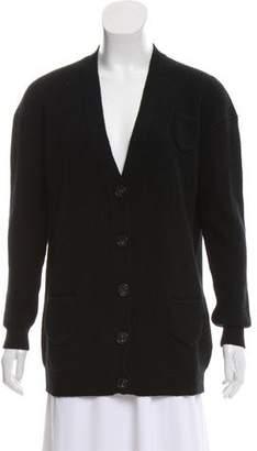 No.21 No. 21 Wool Embellished Cardigan