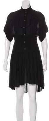 Rachel Comey Pleated Midi Dress