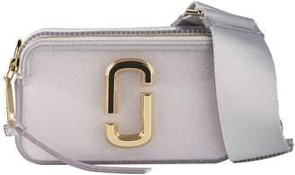Marc Jacobs Glitter Snapshot Shoulder Bag