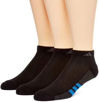 adidas Mens 3-pk. climacool Superlite Low-Cut Socks