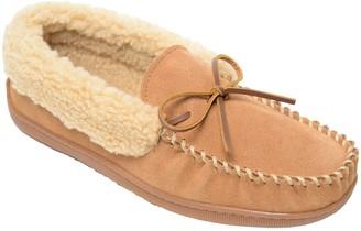 Minnetonka Men's Allen Cupsole Cinnamon Slippers