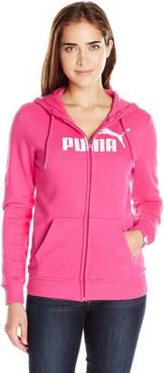Puma Women's Ess No1 FZ Hoody FL