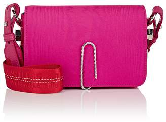 Off-White Women's Binder-Clip Mini Crossbody Bag