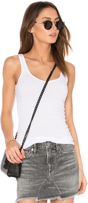 LA Made Double U Tank $30 thestylecure.com