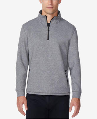 32 Degrees Men's Fleece Quarter-Zip Tech Jacket