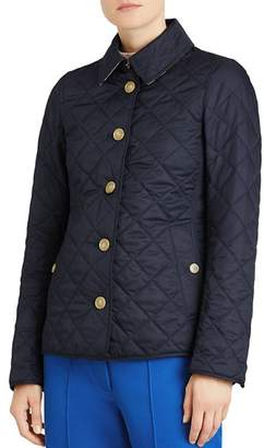 Burberry Frankby Quilted Jacket