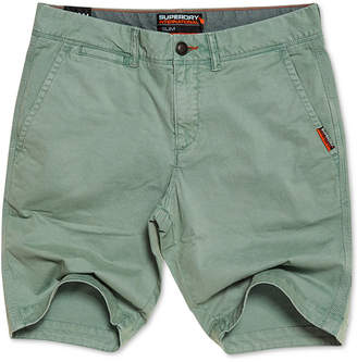 Superdry Men Slim-Fit Chino Shorts