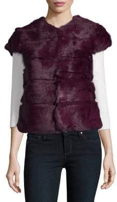 Love Token Cynthia Fur Vest