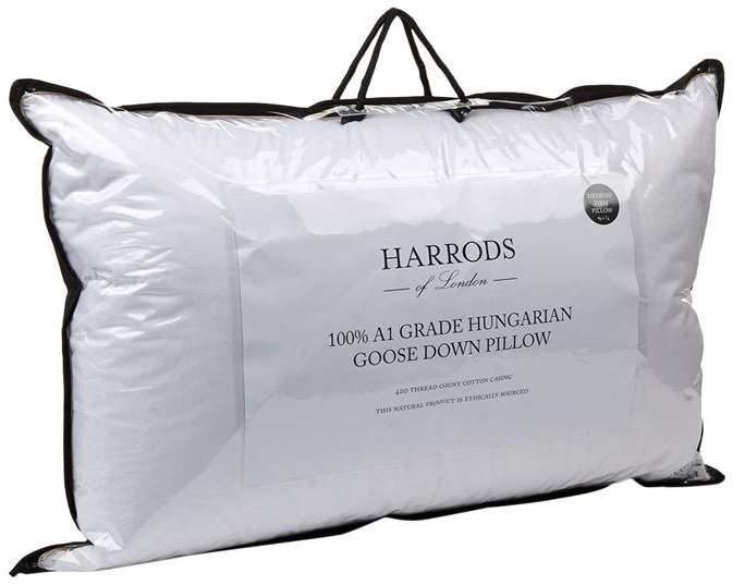 100% A1 Grade Hungarian Goose Down Standard Pillow