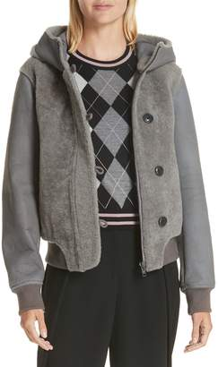 Rag & Bone Meesha Genuine Shearling Jacket