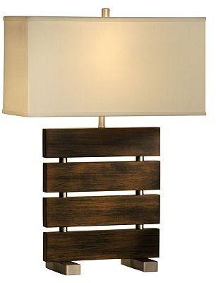 Nova Lighting Divide Reclining Table Lamp