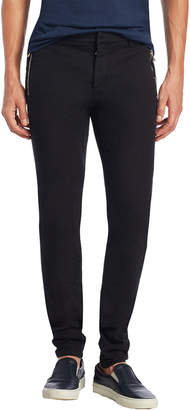 Balmain Solid Fitted Trouser