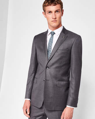 Ted Baker PITCHJ Slim fit wool jacket