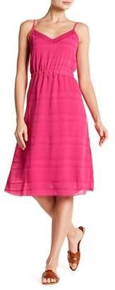 Joe Fresh Tonal Stripe Cami Dress