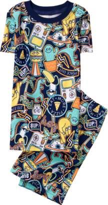 Gymboree Peace Out 2-Piece Pajamas