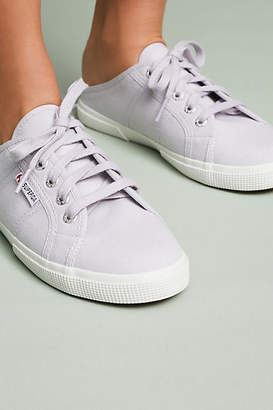 Superga Classic Lace-Up Slide Sneakers