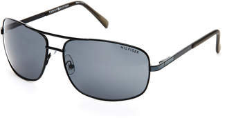 Tommy Hilfiger Black Phillip Navigator Sunglasses