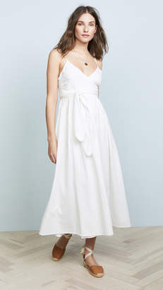 Mara Hoffman Ivory Alma Dress