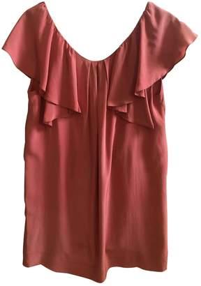 Gat Rimon Pink Silk Dress for Women