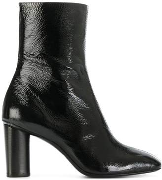 Barbara Bui front seam ankle boots