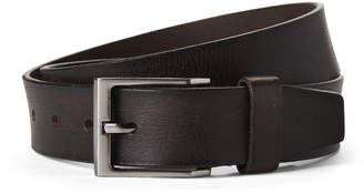 Tallia Burnished Genuine Leather Belt