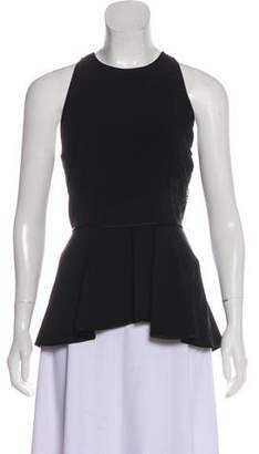 Jason Wu Sleeveless Peplum Top