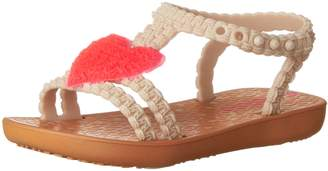 Ipanema Girl's My First Baby Sandals, Brown/Pink