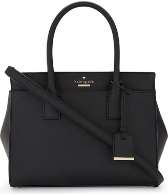 KATE SPADE NEW YORK Cameron Street Candace small leather satchel $345 thestylecure.com