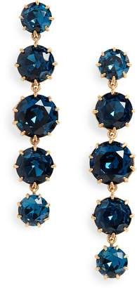 J.Crew Crystal Drop Earrings