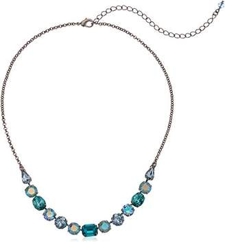 Sorrelli Tansy Half Line Necklace