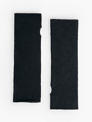 Hush Fingerless Cashmere Gloves