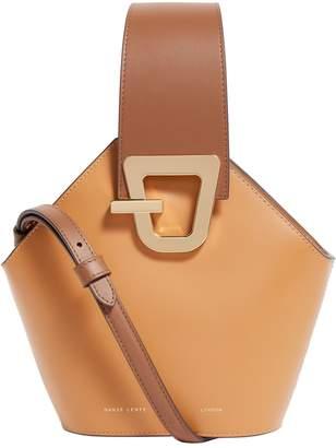 4dc22b5504ac Danse Lente Mini Leather Johnny Bucket Bag