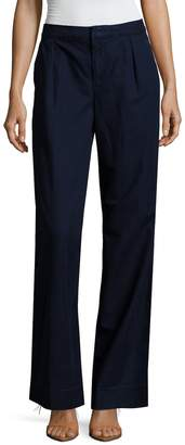 Joe's Jeans Women's The Bessie High-Rise Wide Leg Trouser