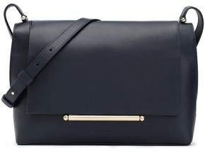 DELPOZO Leather Shoulder Bag