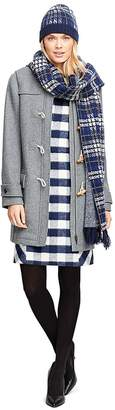 Melton Toggle Coat $398 thestylecure.com
