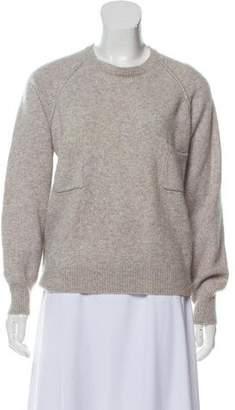 Burberry Cashmere Mélange Sweater