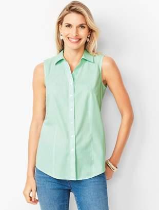 Talbots Perfect Shirt - Sleeveless - Pencil Stripe