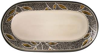 Mikasa Gourmet Basics Oval Platter