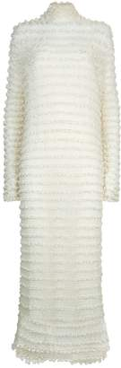 The Row Fairy Crochet Maxi Dress