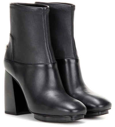 Tory Burch Sidney leather ankle boots
