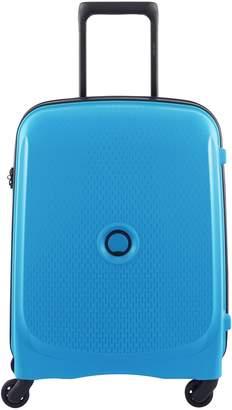 Delsey Belmont 55cm 4W Cabin Case Metallic Blue