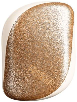 Tangle Teezer Gold Glitter Compact Styler Hairbrush